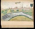 William Smith Harley MS 1046 f172 Chester birds eye view.jpg
