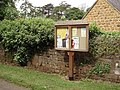Williamscot village notice board - geograph.org.uk - 435009.jpg