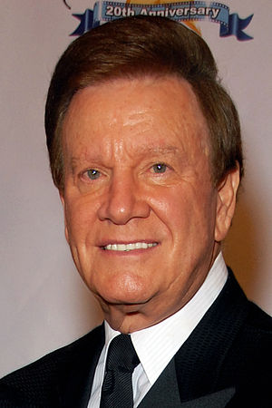 "Wink Martindale - Martindale attending the ""Night of 100 Stars"" for the 82nd Academy Awards viewing party in March 2010"