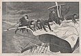 Winter at Sea – Taking in Sail off the Coast – Drawn by Winslow Homer (Harper's Weekly, Vol. VIII) MET DP875284.jpg
