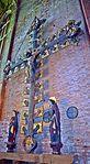 Wismar, St. Nikolai, Triumphkreuz. 5.JPG