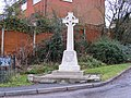 Witnesham War Memorial - geograph.org.uk - 1128100.jpg