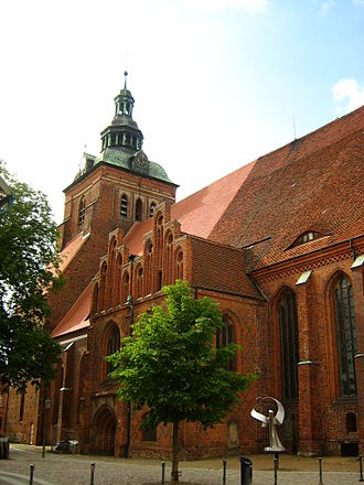 Wittstock - St Mary's Church