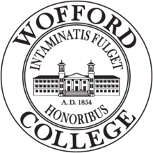 Wofford College Seal.png