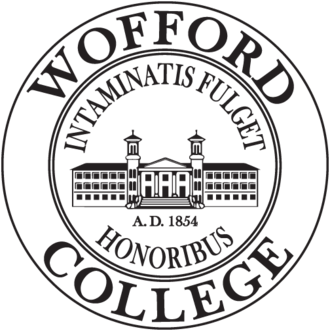 Wofford College - Image: Wofford College Seal