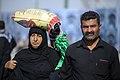 Women on the Arba'een Walk-Mehran city-Iran زنان در پیاده روی اربعین در مرز مهران- عکاسی خبری 41.jpg