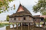 Wooden buddhist house of Don Loppadi.jpg
