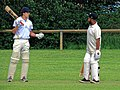 Woodford Green CC v. Hackney Marshes CC at Woodford, East London, England 077.jpg