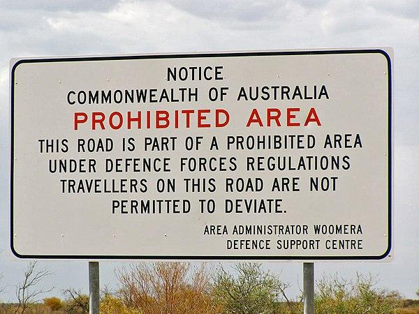 Resultado de imagen de woomera australia