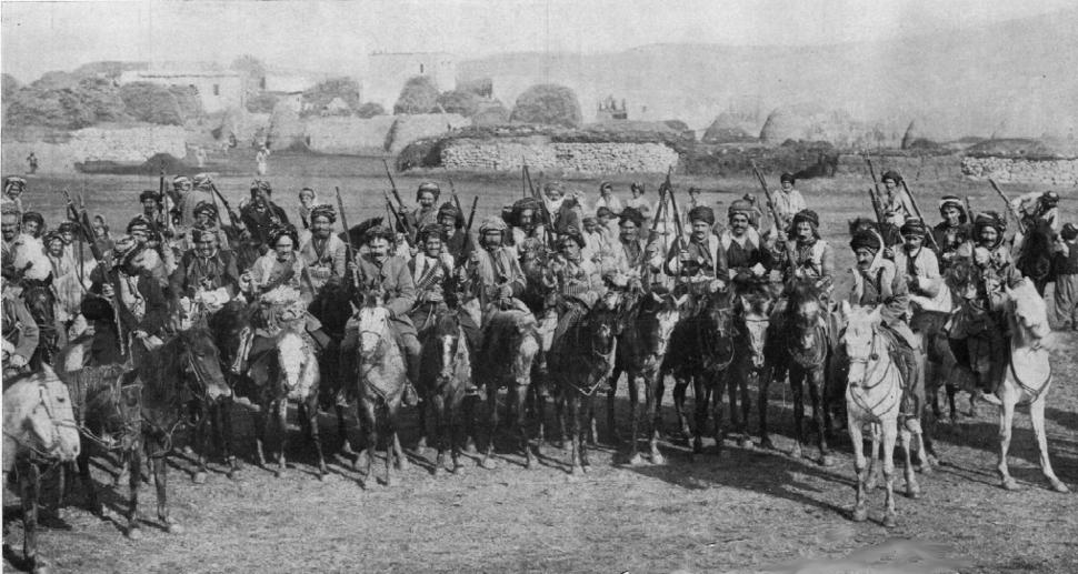 World War I Caucasus Campaign -memory.loc.gov