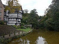 Listed buildings in Worsley - Wikiwand