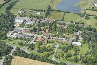Writtle University College - Writtle University College campus