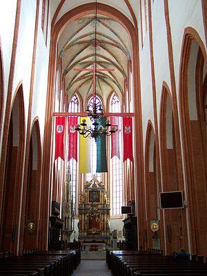 St. Elizabeth's Church, Wrocław - Image: Wrocław K.Elżbiety