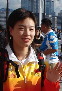 Wu Minxia Chinese diver