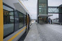 X61 at Älvängen station.jpg