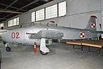 Yakolev Yak-17W '02' (SP-GLW) (15337873433).jpg