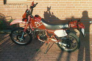 Yamaha  Dirt Bike Parts