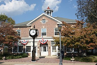 Yardley, Pennsylvania - Yardley Borough Hall
