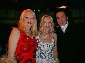 Yasmin Aga Khan (center) with Margo Catsimatidis and Rodolfo Valentin.jpg
