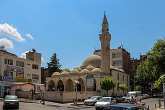 Adıyaman - Yenipinar Mosque