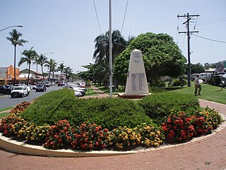Yeppoon War Memorial