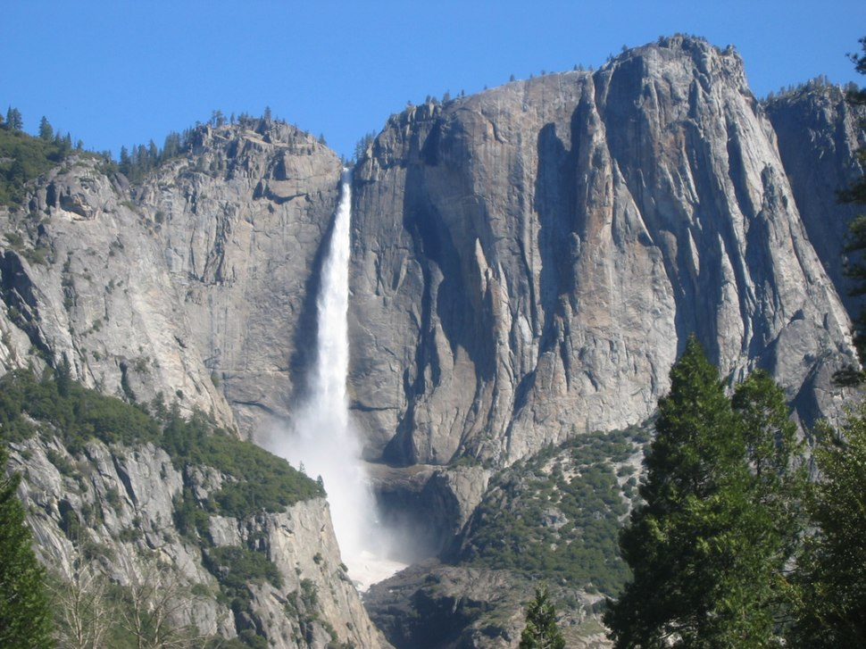 Yosemite Falls April2006
