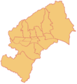 Zagreb's city districts.png