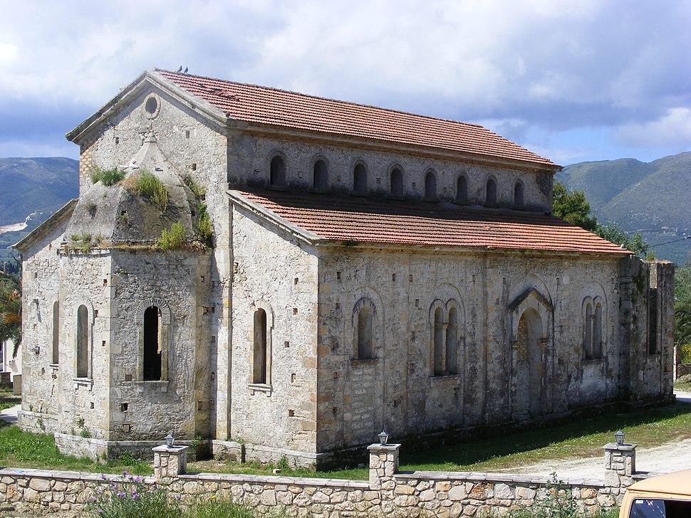 Zakynthos May 2009 abandoned church at Kato Gerakari - panoramio