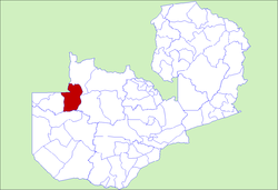 Zambia Kabompo District.png