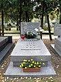 Zbigniew Kuszewski - Halina Kuszewska - Cmentarz Wojskowy na Powązkach (87).JPG