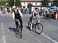 Zbraslav 2011, cyklistický rej (09).jpg