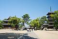 Zentsu-ji in Zentsu-ji City Kagawa pref01s5s4080.jpg