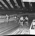 Zesdaagse wielrennen RAI Amsterdam, tweede dag. Koppel Post-Deloof in aktie, Bestanddeelnr 923-0711.jpg