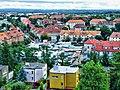 Zgorzelec - widok z wieży ciśnień - mały rynek - 2010 - panoramio.jpg