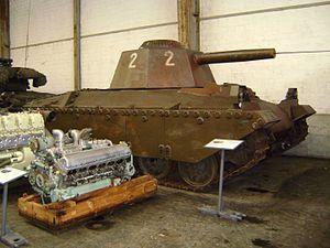 Target Tank 68