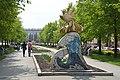 """""""Золотая рыбка"""" на площади Пушкина в Кемерове.jpg"""