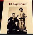 """""""El Expatriado"""" (autobiografía) - Publicado 2014).jpg"""