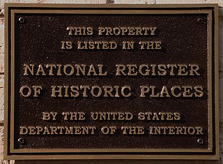 National Register of Historic Places Federal list of historic sites in the United States
