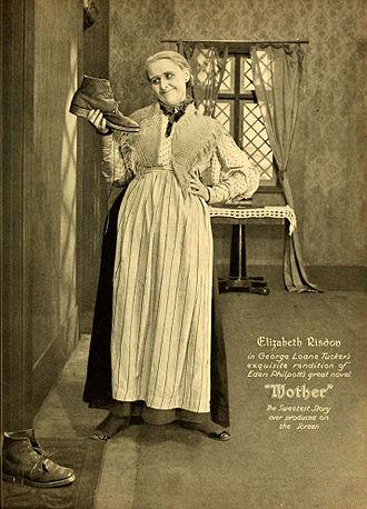Elisabeth Risdon - Mother (1917)