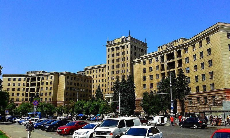 File:(40) V N KARAZIN KHARKIV NATIONAL UNIVERSITY NORTHERN BUILDING IN CITY OF KHARKIV STATE OF UKRAINE PHOTOGRAPH BY VIKTOR O LEDENYOV 20160621.jpg