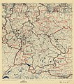 (July 10, 1945), HQ Twelfth Army Group situation map. LOC 2004629202.jpg