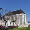 Église Saint-Ayoul, Provins - Chevet 02.jpg