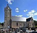 Église Saint-Germain de Saint-Germain-Langot. Vue sud.jpg