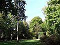 Łódź, ul. Narutowicza-Matejki, park im. Matejki, 1924 -7.JPG
