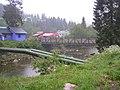 Špindlerův Mlýn, most přes Labe u lanovky na Medvědín.jpg