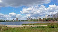 Іорданське озеро, Київ.jpg