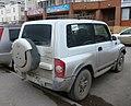 Автомобиль в Екатеринбурге с надписью На Берлин 6 апреля 2020 года.jpg