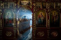 Вознесенская Давидова Пустынь. Никольский Храм. 2019.jpg