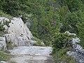 Дорога з Чуфут-Кале на Караїмське кладовище - panoramio (3).jpg