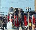 Дрезден Памятник жертвам бомбардировки в Дрездене.Германия 1969..jpg